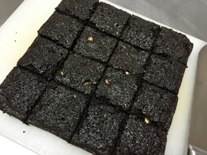 Pixel, Bacon and Black Brownies - 47